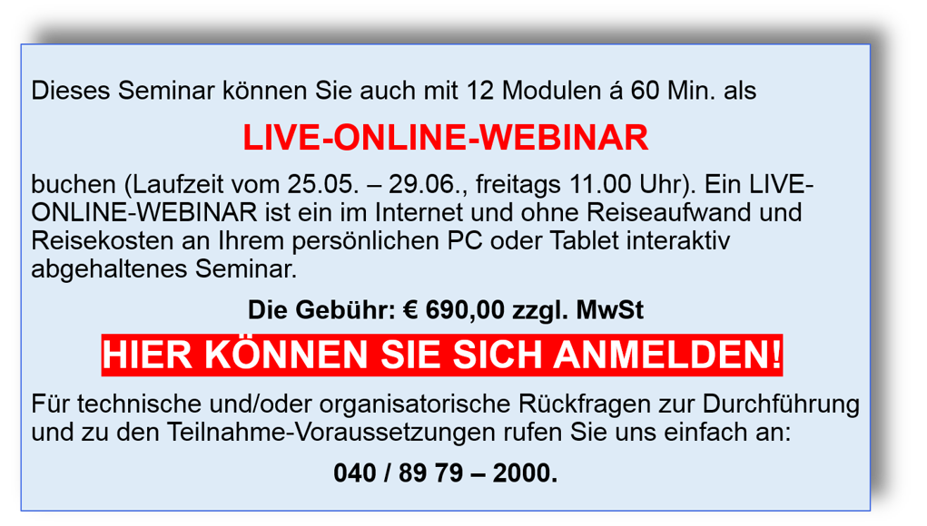 Webinar Service-Telefonie